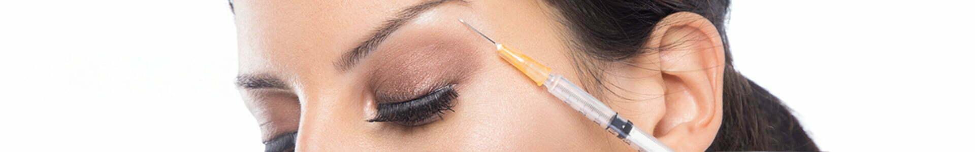 eliminar arugas de frente entrecejo con botox botox madrid medicina estética y botox
